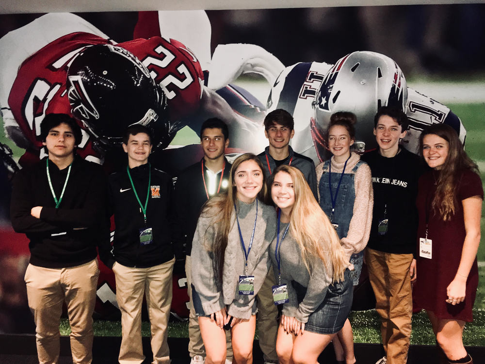 2018 Sportsmanship Summit at Gillette Stadium