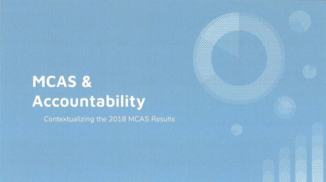 MCAS & Accountability Presentation
