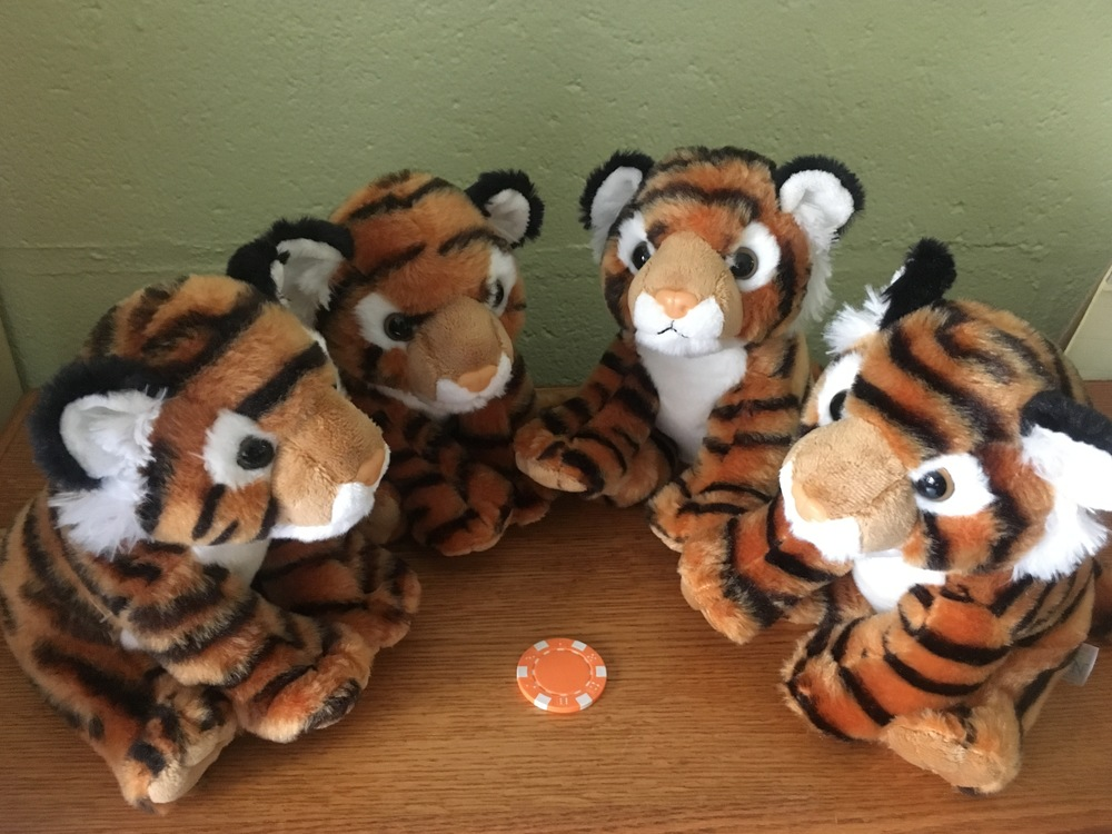 Tiger Tokens for Terrific Teamwork