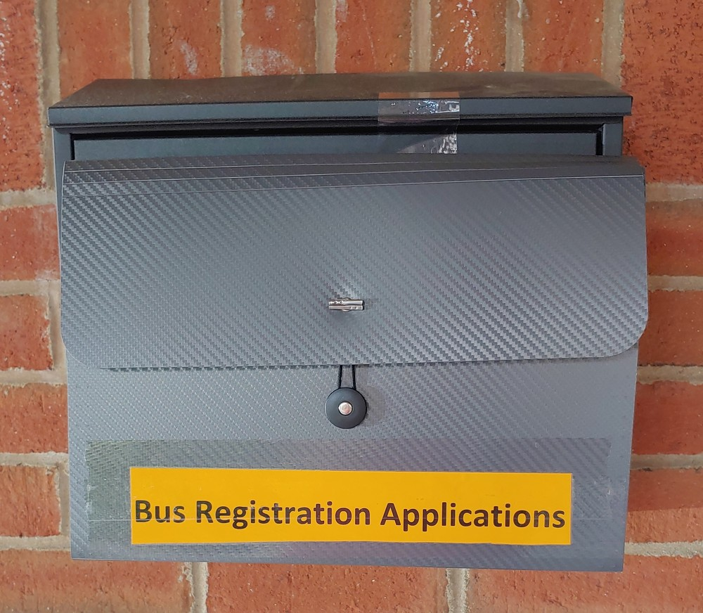 Bus Registration Form