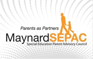 Message from Maynard SEPAC