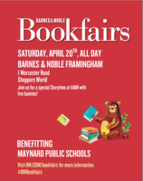 Green Meadow Barns&Noble Bookfair