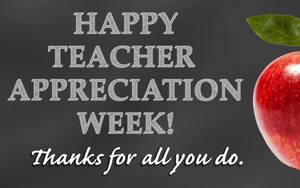 National Teacher Week